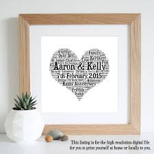 1st anniversary gift ideas for the 25 best 1st anniversary gifts ideas on diy 1st