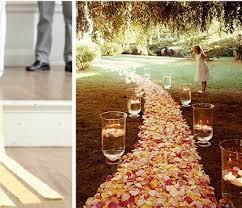 deco mariage original décoration mariage le tapis des mariés tapis mariage