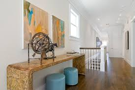 foyer table ideas entry traditional with area rug chair rail