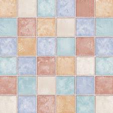 tiling on a roll wallpaper u0026 wall coverings ebay