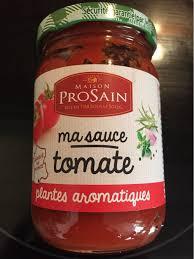 ma cuisine fr ma sauce tomate plantes aromatiques prosain