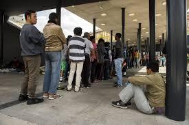 bbc hungarian railway station u0027feels like a refugee camp u0027 the