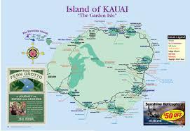 Map Of Big Island Hawaii Maps Update 1132781 Kauai Tourist Map U2013 Kauai Island Hawaii