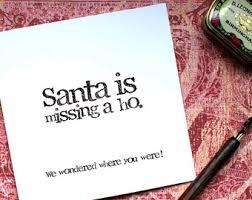 rude christmascard funny christmas card christmas
