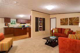 manufactured mobile home the tyson 36tru28684rh interior