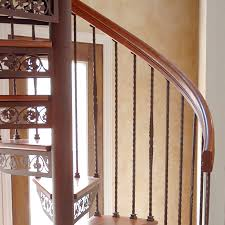 Spiral Staircase Handrail Covers Buy Elegant Forged Iron Spiral Stairs Salter Spiral Stair