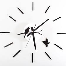 Wall Clock Modern Compare Prices On Bird Clock Online Shopping Buy Low Price Bird