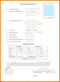 Certification Letter From Bank 9 Bank Certification Sample Park Attendant