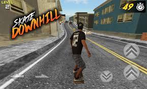 skateboard 2 apk free 3d skate downhill 2 apk androidappsapk co