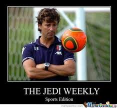 Funny Sport Memes - jedi weekly sport edition by zeapawak meme center