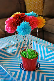 dr seuss centerpieces abigail s dr seuss themed birthday party project nursery