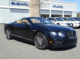 bentley convertible blue used 2016 bentley continental gt speed convertible bourne ma
