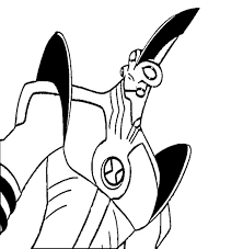 100 ideas ben 10 coloring pages games emergingartspdx