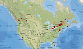 Map Fault Lines United States by About Us The Online Boutique With Service
