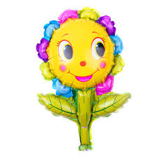 balloon wholesale aliexpress buy xxpwj free shipping 1pcs mini sunflower