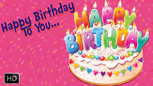 Happy Birthday Wishes In Songs My Birthday Is Here Happy Birthday Song Songs For Kids And