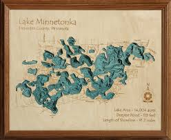100 Acre Wood Map 3d Laser Carved Wood Lake Maps Lakehouse Lifestyle
