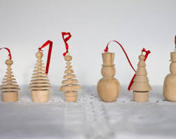 bwooden decorations b etsy festive items