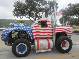 Ford Ranger Monster Truck Bangshift Com Ebay Find The Epic Combo Of A Ranger Body A Heavy