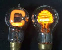 Flower Light Bulbs - neon lamps