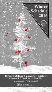 svsu olli winter 2016 schedule by saginaw valley state university