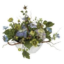 artificial flower arrangements faux flowers joss