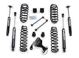 lift kit for 2007 jeep wrangler unlimited teraflex jk 4 door 2 5 lift kit w 9550 shocks sku 1251000