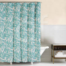 Seahorse Shower Curtain Beach House Shower Curtains And Bath Mats