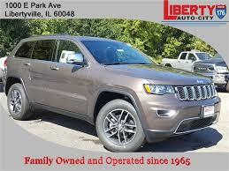 2017 jeep grand cherokee limited granite crystal 2017 jeep grand cherokee limited 4x4 in libertyville il chicago