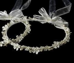stefana crowns delightful flower stefana crowns bridal