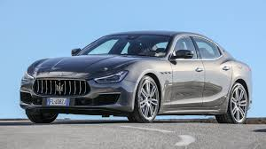 maserati pagani maserati ghibli 2018 review by car magazine