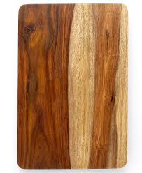 martha stewart collection sheesham wood cutting board created for