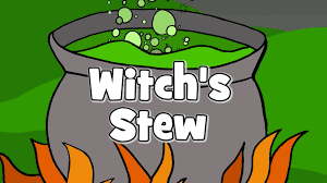 Halloween Poems Kindergarten Witch U0027s Stew Halloween Songs For Kids Youtube