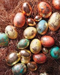golden easter egg how to color easter eggs 10 creative ways moco choco