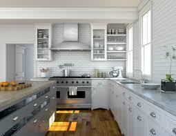 kitchen engineered hardwood flooring design ideas combined with