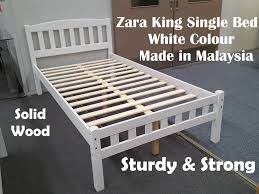 strong single bed frame image collections home fixtures