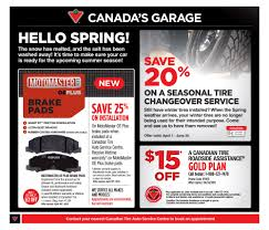 canadian tire weekly flyer weekly flyer apr 24 30