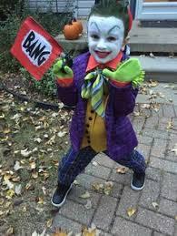 Freeze Halloween Costume Boys Joker Halloween Costume Holidays U2022 Joker