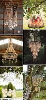 Rustic Wedding Chandelier 50 Best Rustic Wedding Ideas With Mason Jars U2013 Stylish Wedd Blog