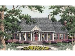 symmetrical house plans whittington plantation home plan 084d 0001 house plans and more