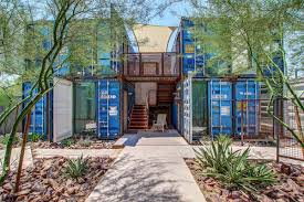 containers on grand apartment community for sale downtown