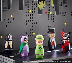 dc villains figurines set pottery barn