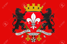The France Flag Flag Of Lille It Is The Capital Of The Hauts De France Region And