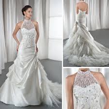 high neck halter wedding dress 222 best wedding dresses images on wedding dressses