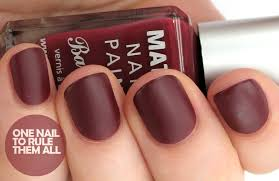barry m autumn winter 2013 classic matte nail polish collection