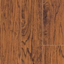 Laminate Flooring In Laundry Room Pergo Max Handscraped Hickory Wood Planks Sample Heritage Hickory