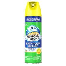 lysol 24 oz bathroom cleaner aerosol 19200 02569 the home depot