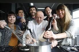 cuisine mode d emploi thierry marx thierry marx aux entrepreneurs le parisien