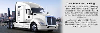 cost of new kenworth truck paclease wichita kenworth