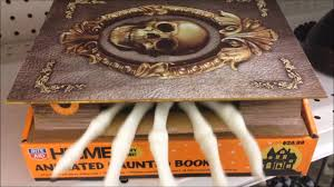 halloween photo book haunted animated book at rite aid halloween 2016 in colton ca